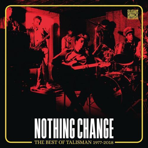 آلبوم Nothing Change اثر Talisman