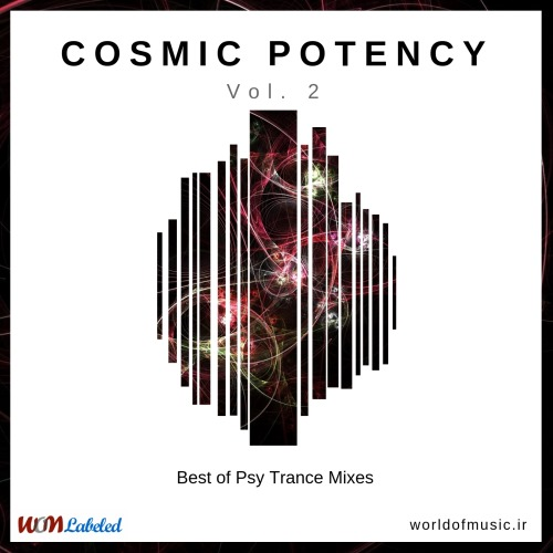 دانلود آلبوم موسیقی wom-cosmic-potency-psy-trance-mix-vol-2