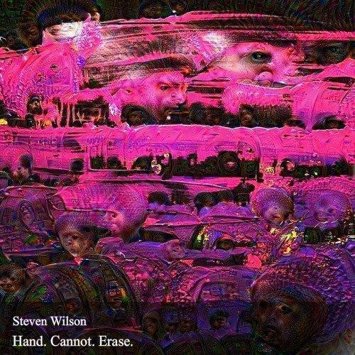 دانلود آلبوم موسیقی steven-wilson-hand-cannot-erase