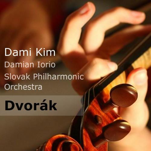 دانلود آلبوم موسیقی dami-kim-damian-iorio-slovak-philharmonic-orchestra-dvorak