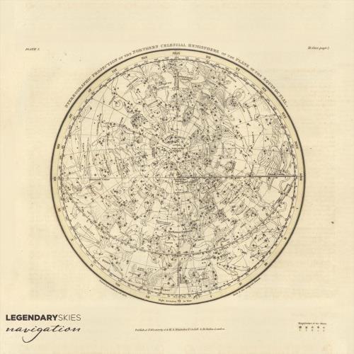 آلبوم Navigation اثر Legendary Skies