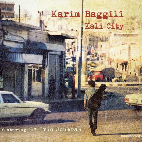 آلبوم Kali City اثر Karim Baggili