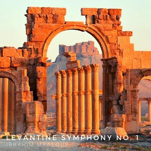 دانلود آلبوم موسیقی Levantine Symphony No. 1