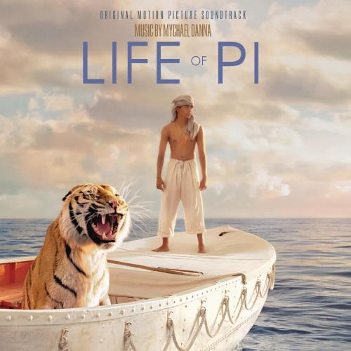 آلبوم Life of Pi اثر Mychael Danna
