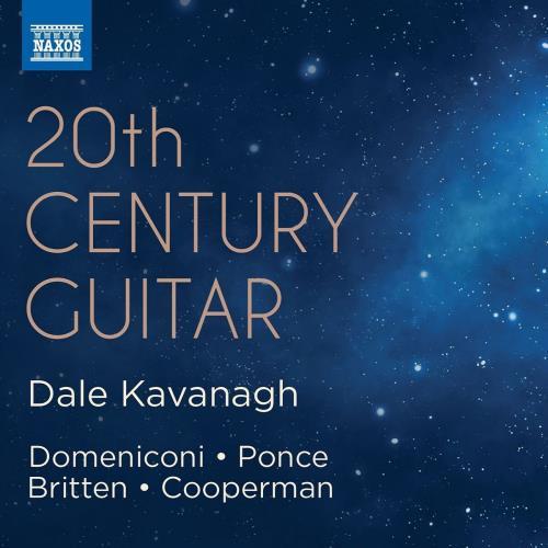 دانلود آلبوم موسیقی dale-kavanagh-20th-century-guitar