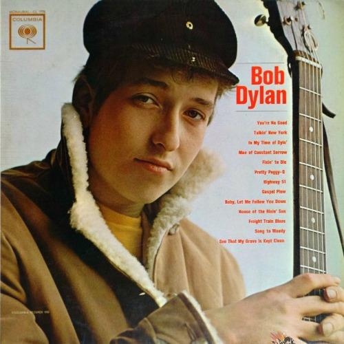 آلبوم Bob Dylan اثر Bob Dylan