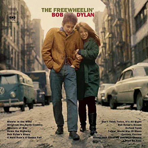 دانلود آلبوم موسیقی Freewheelin' Bob Dylan