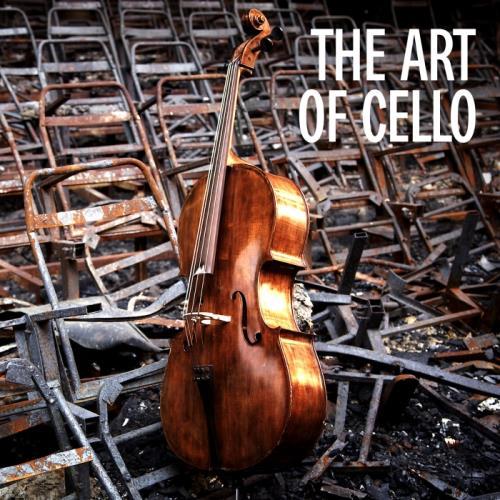 آلبوم The Art of Cello اثر Brice Davoli