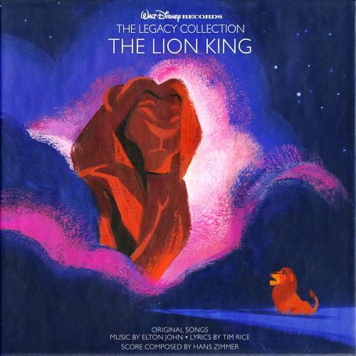آلبوم The Lion King اثر Hans Zimmer