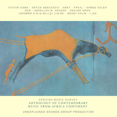 آلبوم Anthology of Contemporary Music From Africa Continent اثر Various Artists