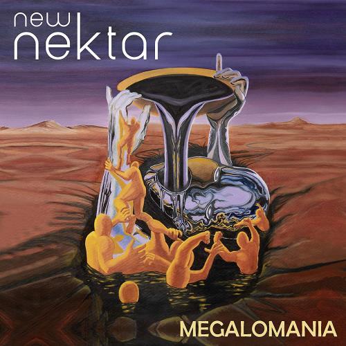 دانلود آلبوم موسیقی Megalomania