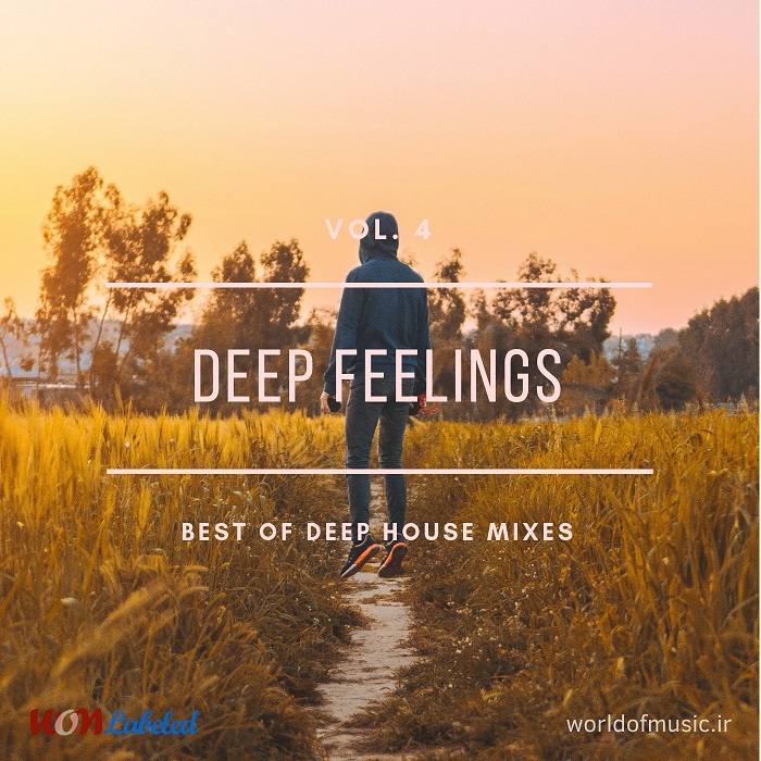 دانلود آلبوم موسیقی wom-deep-feelings-deep-house-mix-vol-4