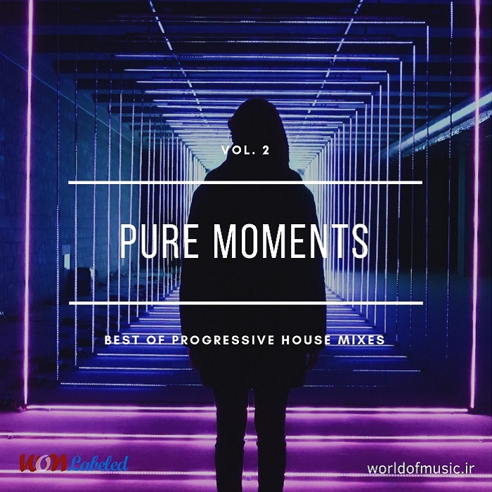 دانلود آلبوم موسیقی Pure Moments - Progressive House Mix, Vol. 2