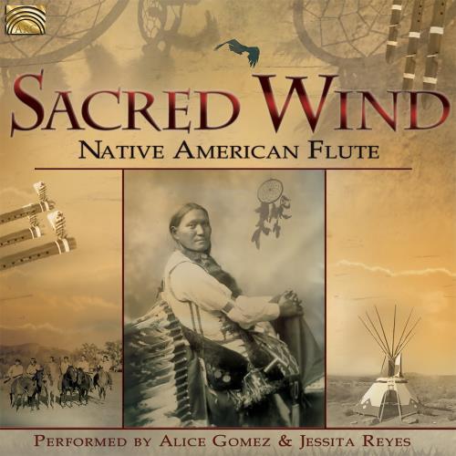 دانلود آلبوم موسیقی Sacred Wind: Native American Flute