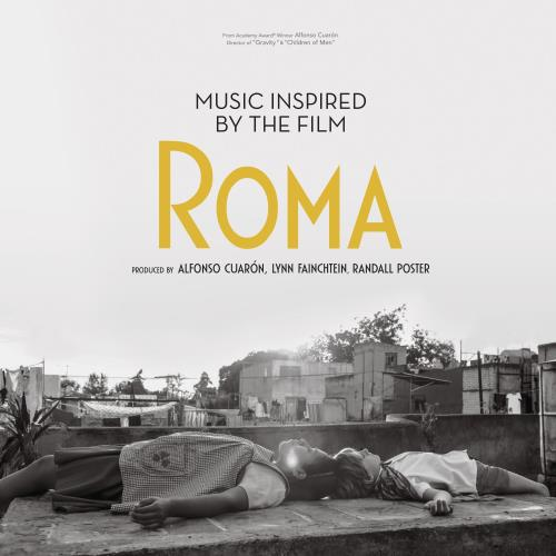 آلبوم Music Inspired By the Film Roma اثر Various Artists