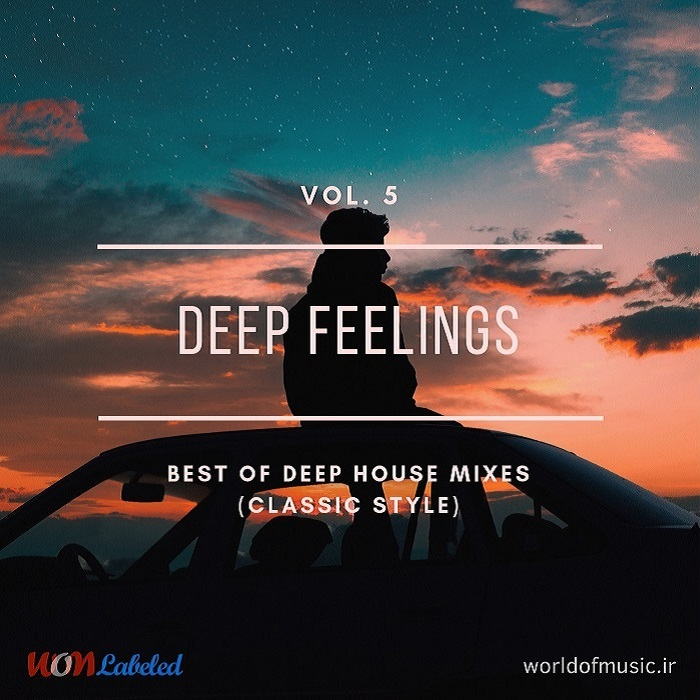 دانلود آلبوم Deep Feelings - Deep House Mix (Classic Style), Vol. 5 اثر Various Artists