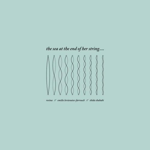 دانلود آلبوم موسیقی resina-the-sea-at-the-end-of-her-string
