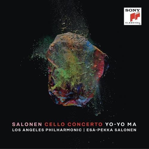 دانلود آلبوم موسیقی Salonen: Cello Concerto