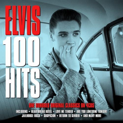 دانلود آلبوم Elvis: 100 Hits اثر Elvis Presley