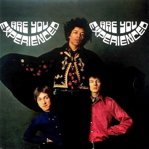 آلبوم Are You Experienced اثر The Jimi Hendrix Experience