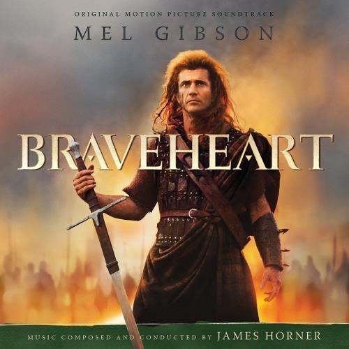 دانلود آلبوم موسیقی Braveheart