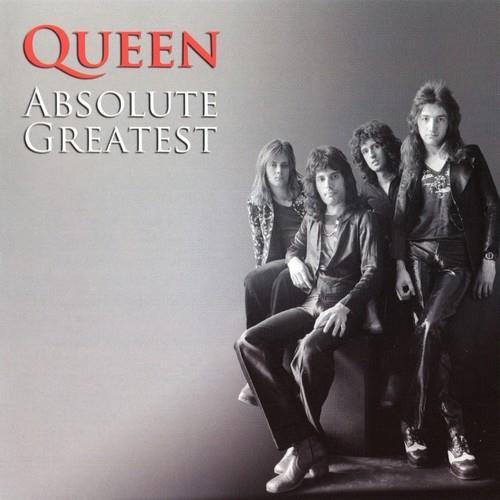 دانلود آلبوم موسیقی Queen Absolute Greatest