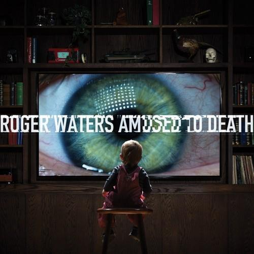 آلبوم Amused to Death اثر Roger Waters