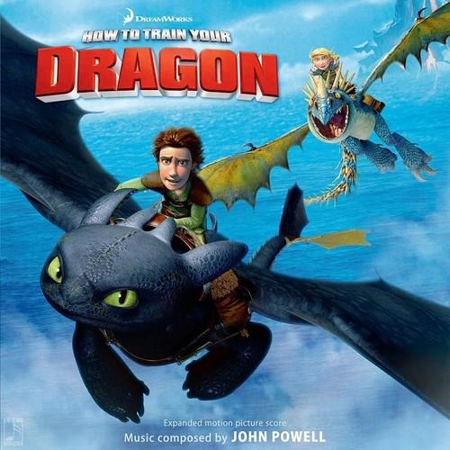 دانلود آلبوم موسیقی John-Powell-How-To-Train-Your-Dragon