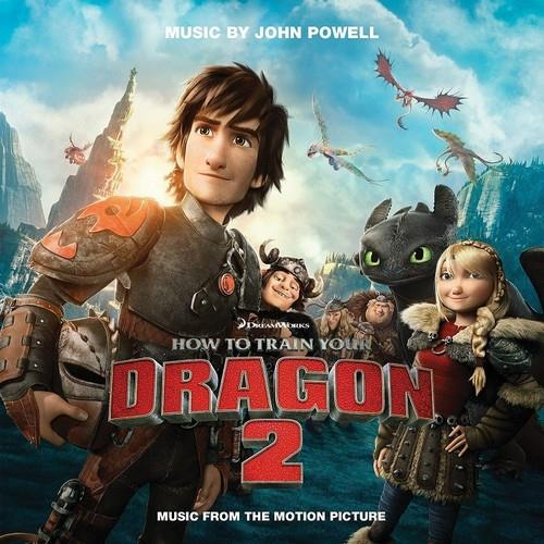 دانلود آلبوم موسیقی John-Powell-How-to-Train-Your-Dragon-2
