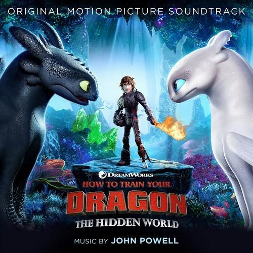 دانلود آلبوم موسیقی John-Powell-How-to-Train-Your-Dragon-The-Hidden-World