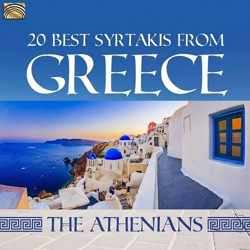 دانلود آلبوم موسیقی the-athenians-20-best-syrtakis-from-greece