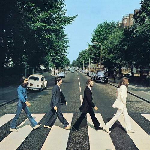 آلبوم Abbey Road اثر The Beatles