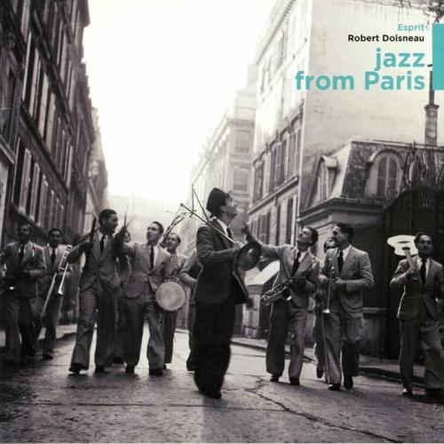 دانلود آلبوم موسیقی jazz-from-paris