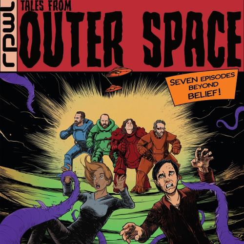 آلبوم Tales From Outer Space اثر RPWL