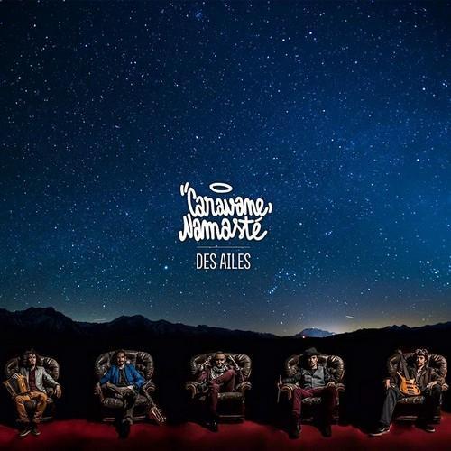 دانلود آلبوم موسیقی caravane-namaste-des-ailes