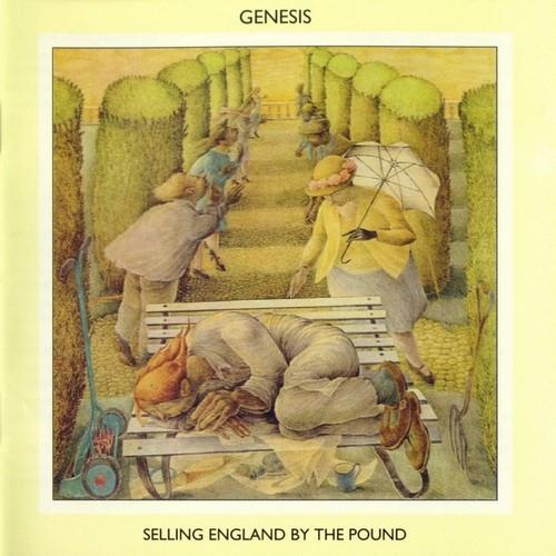 آلبوم Selling England By the Pound اثر Genesis