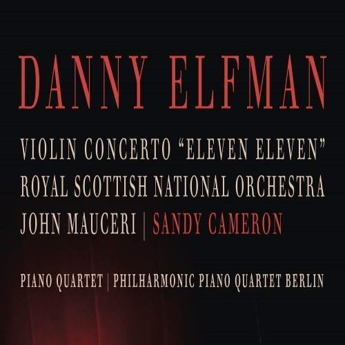 آلبوم Violin Concerto