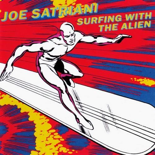 دانلود آلبوم موسیقی Surfing with the Alien