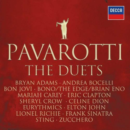 دانلود آلبوم موسیقی Pavarotti-The-Duets