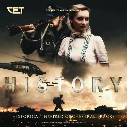 دانلود آلبوم موسیقی Cezame-Trailers-History