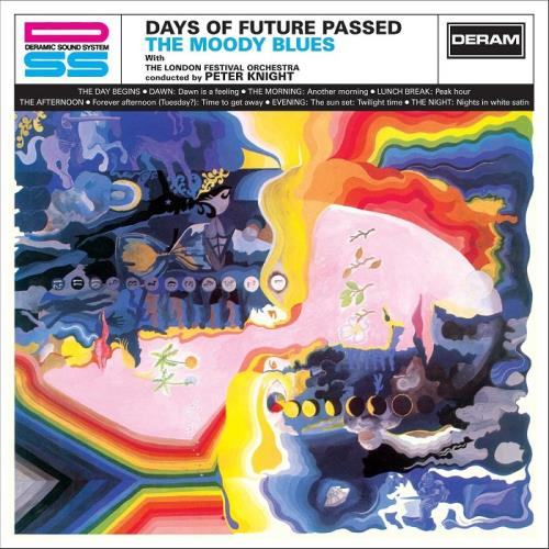 دانلود آلبوم موسیقی The-Moody-Blues-Days-of-Future-Passed