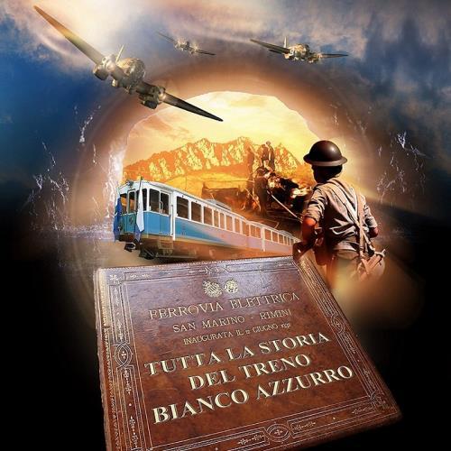 دانلود آلبوم موسیقی Machiavelli-Music-Tutta-la-Storia-del-Treno-Bianco-Azzurro