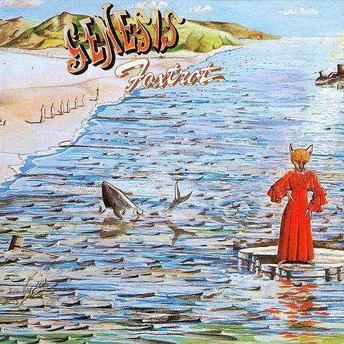 دانلود آلبوم موسیقی genesis-foxtrot