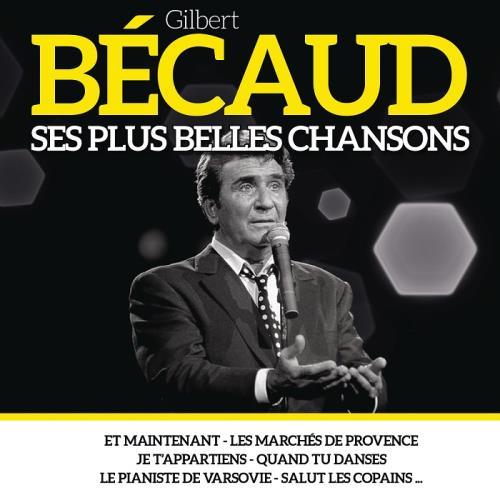دانلود آلبوم موسیقی Gilbert-Becaud-Ses-plus-belles-chansons