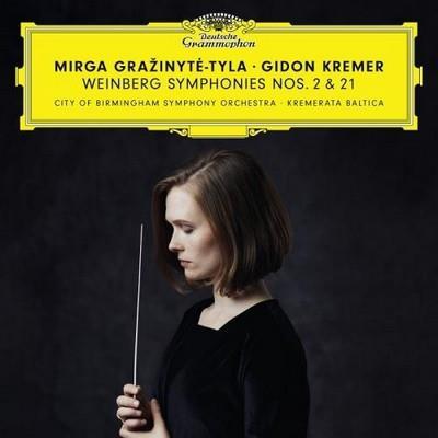 دانلود آلبوم موسیقی mirga-grazinyte-tyla-weinberg-symphonies-nos-2-and-21