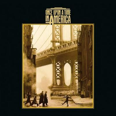 آلبوم Once Upon a Time in America اثر Ennio Morricone