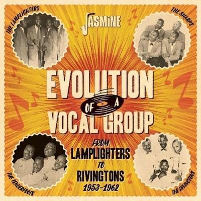 آلبوم Evolution of a Vocal Group From the Lamplighters to Rivingtons 1953-1962 اثر Various Artists