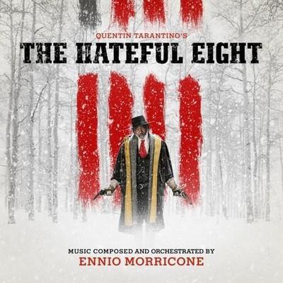 دانلود آلبوم موسیقی Ennio-Morricone-The-Hateful-Eight