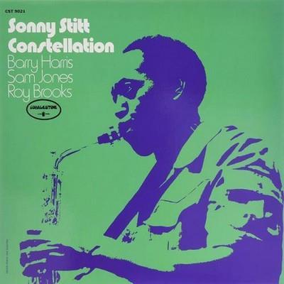 آلبوم Constellation اثر Sonny Stitt