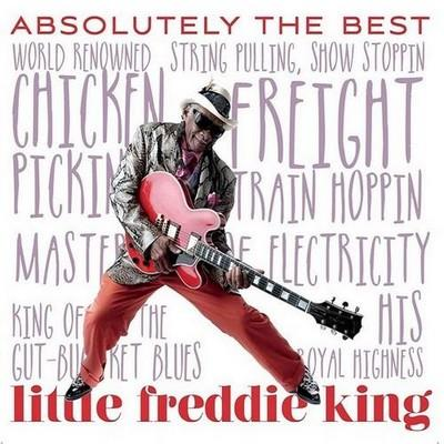 آلبوم Absolutely the Best اثر Little Freddie King